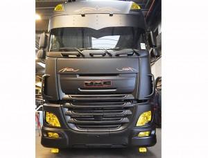 Valg af lakering, tilbehør og farver gør stor forskel på det udtryk du vil have med din lastbil.