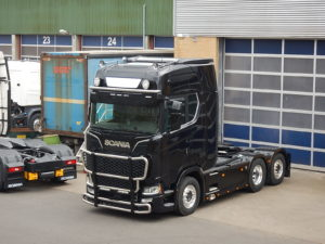 Scania opbygning
