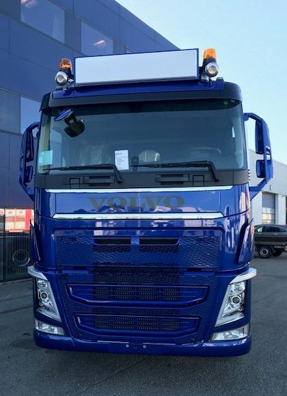 Volvo hos Stiholt