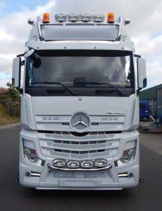 Mercedes - Stiholt